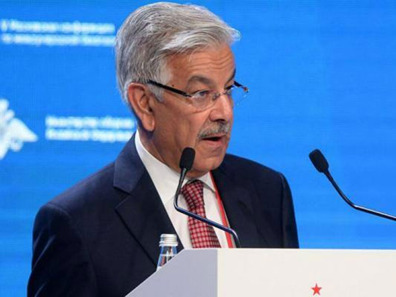 Pakistan: Former Foreign Minister Khwaja Asif arrested in corruption case