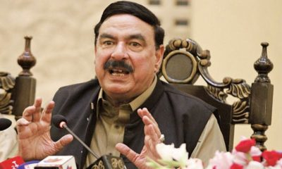 Pakistan makes war-monger Sheikh Rasheed their home minister: Details