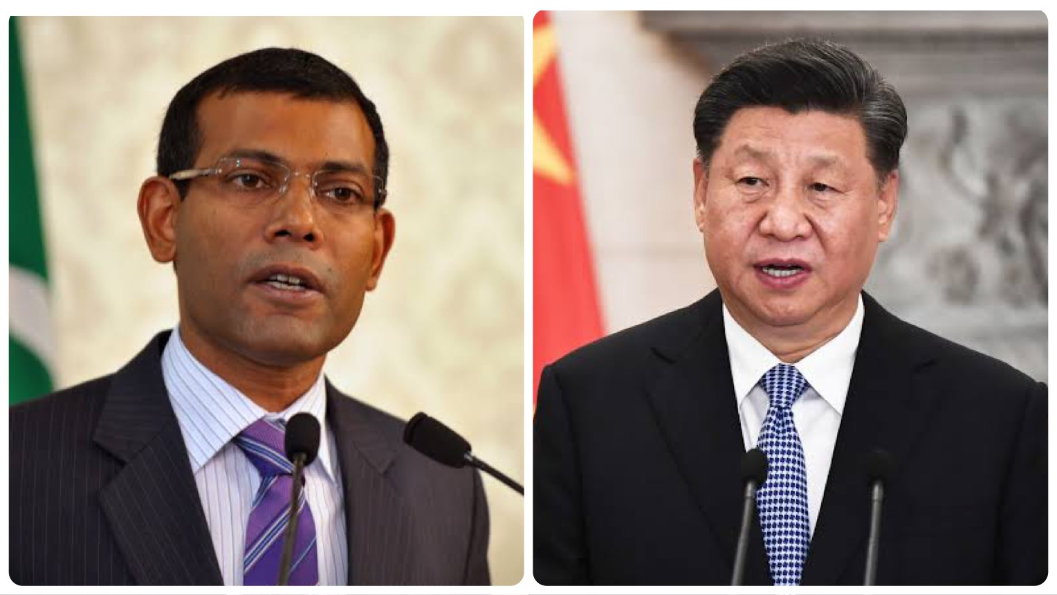 Former Maldives President criticises Chinese banks for stringent loan repayment conditions
