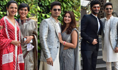 Priyanshu Painyuli & Vandana Joshi Wedding Reception: Shriya Pilgaonkar, Sayani Gupta and others grace the party | Bollywood Bubble
