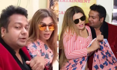 Rakhi Sawant's husband REVEALS what compelled her to do the marriage spoof with Deepak Kalal | Bollywood Bubble