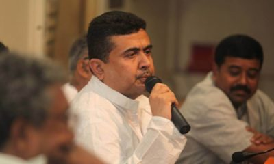 Read full text of Suvendu Adhikari letter to TMC colleagues