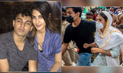 Rhea Chakraborty's brother Showik finally gets a bail three months after arrest | Bollywood Bubble