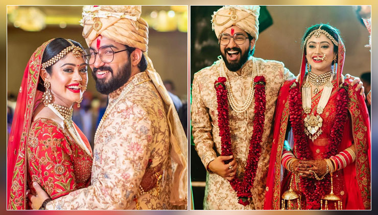 Sachet Tandon and Parampara Thakur take the plunge; share dreamy pictures from their wedding   Bollywood Bubble