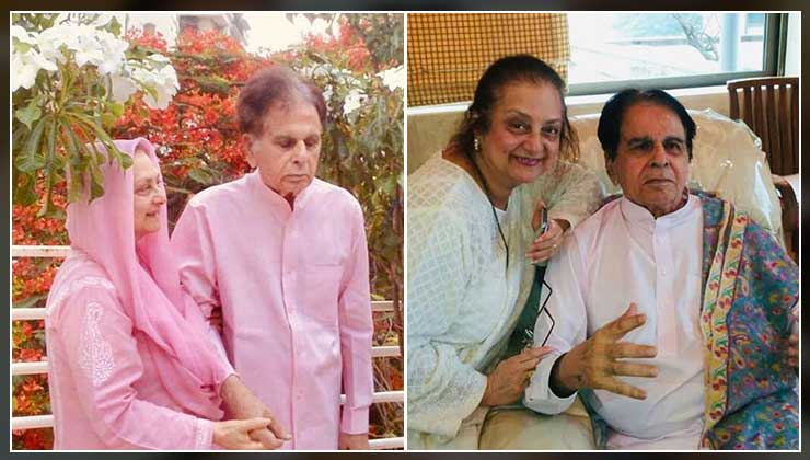 "Saira Banu reveals Dilip Kumar is 'not well'; says, ""He's weak and immunity is low"" 
