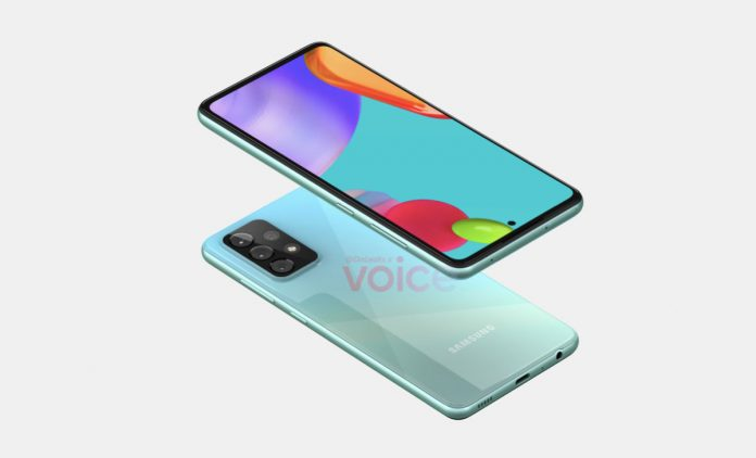 samsung-galaxy-a52-5g-renders-leak-6-4-inch-display-and-design