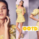 Sara Ali Khan looks like a ray of sunshine in this gorgeous yellow co-ord - view pics | Bollywood Bubble