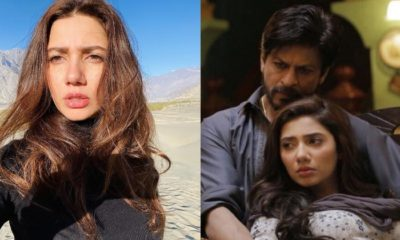 Shah Rukh Khan's 'Raees' co-star Mahira Khan tests positive for Covid-19 | Bollywood Bubble