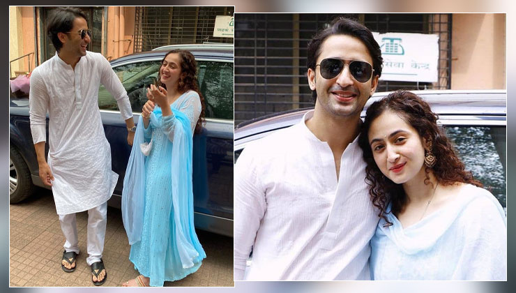 Shaheer Sheikh on marriage with Ruchikaa Kapoor: Looking forward to creating a home | Bollywood Bubble