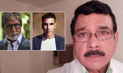 Shiv Kumar Verma suffers from COPD; CINTAA requests Amitabh Bachchan, Akshay Kumar and B-Town stars for financial help | Bollywood Bubble