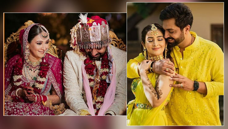 Pictures of Akhil Sachdeva and Tanya Gulla's wedding are out | Bollywood Bubble