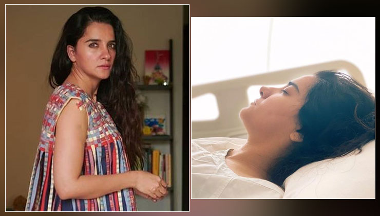 """Shruti Seth undergoes emergency surgery; says, """"Do not take your health for granted ever"""" 