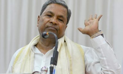 Siddaramaiah admits he eats 'cattle meat', rants against Cong leaders