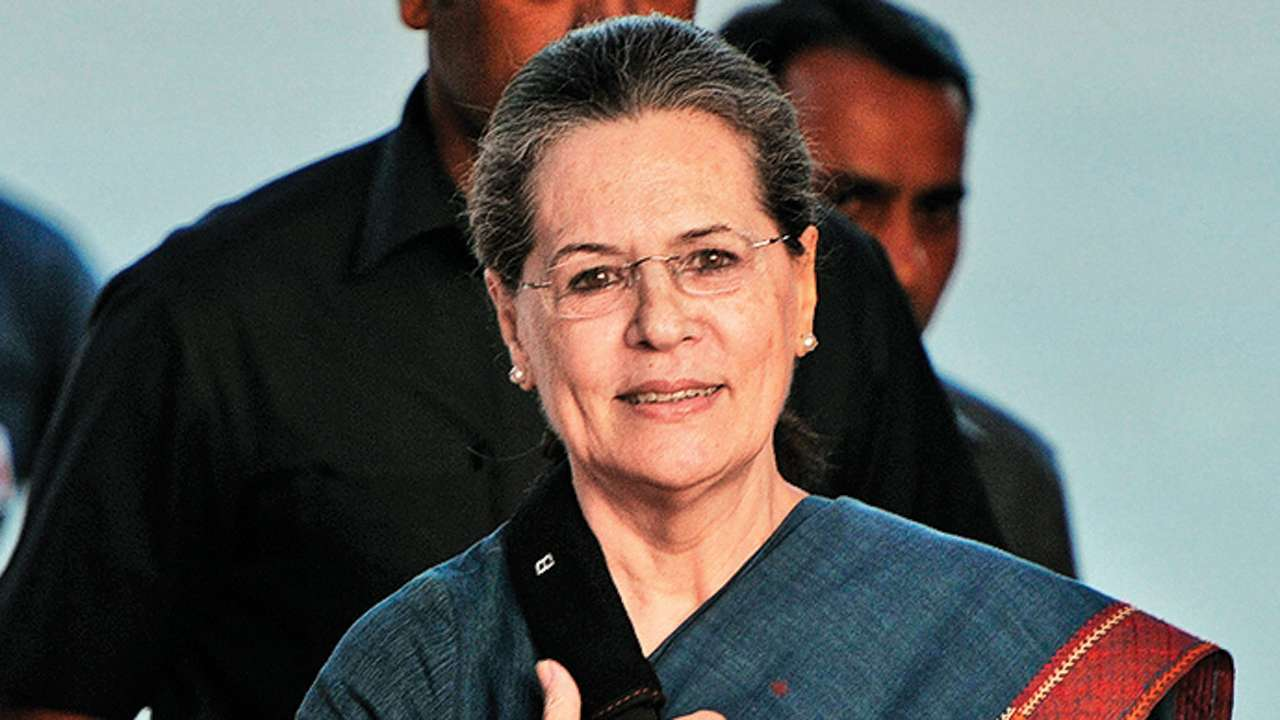 Sonia Gandhi makes great sacrifice to show solidarity with farmers