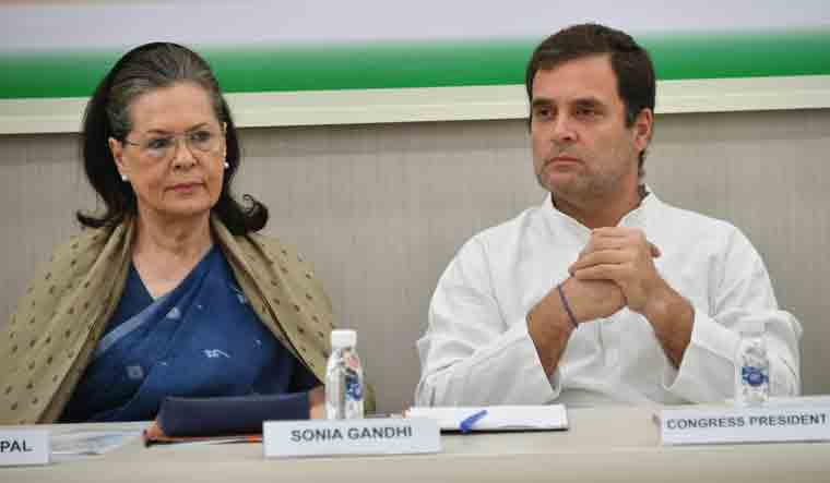 Sonia Gandhi chairs meeting: Speculations of yet another Rahul Gandhi relaunch amidst applause by Congress leaders