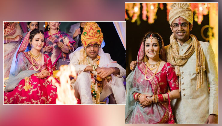Sulagna Panigrahi ties the knot with comedian Biswa Kalyan Rath - view wedding pics | Bollywood Bubble