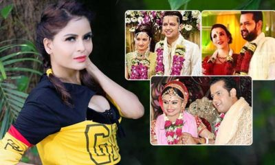 Shocking: Gehana Vasisth reveals Rahul Mahajan has been married not thrice, but four times! | Bollywood Bubble