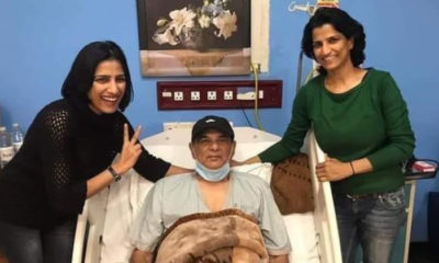 Sushant Singh Rajput's father KK Singh hospitalised due to heart issue | Bollywood Bubble