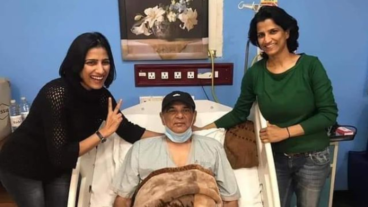 Sushant Singh Rajput's father KK Singh hospitalised due to heart issue   Bollywood Bubble