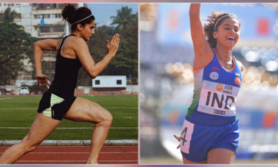 Taapsee Pannu on her athletic look in Rashmi Rocket: I had to kill hard in the gym   Bollywood Bubble