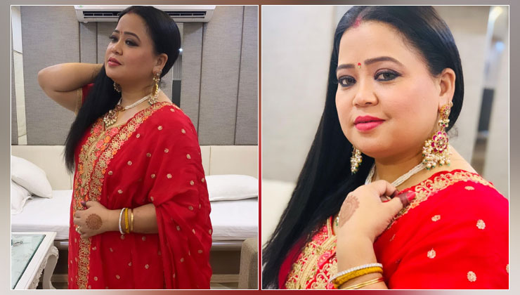 The Kapil Sharma Show: Bharti Singh resumes shooting for the comedy show post arrest in drugs case | Bollywood Bubble