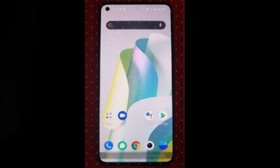 oneplus-9-5g-live-images-hands-on-leaked-may-come-with-snapdragon-888-soc