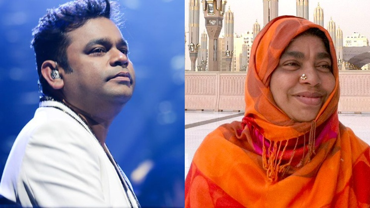 Music composer AR Rahman's mother Kareema Begum passes away | Bollywood Bubble