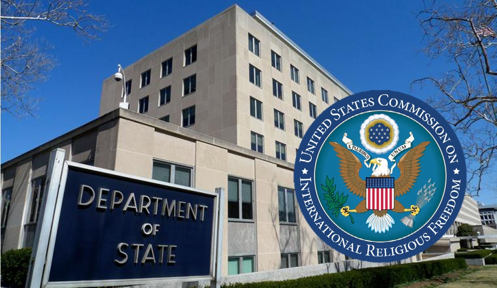 US State Department refuses to list India as country of particular concern