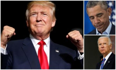 USA: Donald Trump voted most admired man in 2020