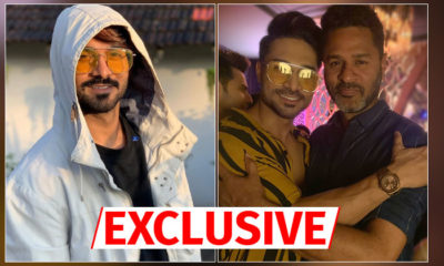 When Salman Yusuff Khan found working with Prabhudeva on a scene in Naach Lucky Naach very challenging | Bollywood Bubble