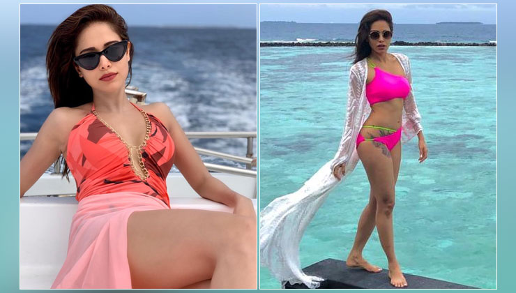 "With some sultry hot bikini pictures, Nushrratt Bharuccha thanks ""the universe"" for a year of achievements 