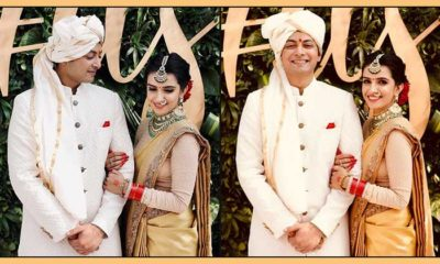 Yeh Rishta Kya Kehlata Hai actress Shirin Sewani gets hitched-view pics | Bollywood Bubble