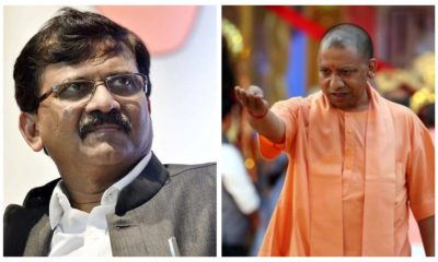 Yogi Adityanath responds to Shiv Sena's Sanjay Raut, busts claim about UP wanting to take film city away from Maharashtra