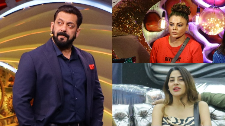 'Bigg Boss 14' Written Updates, Day 91: Salman Khan loses his cool on Nikki Tamboli for shaming Rakhi Sawant | Bollywood Bubble