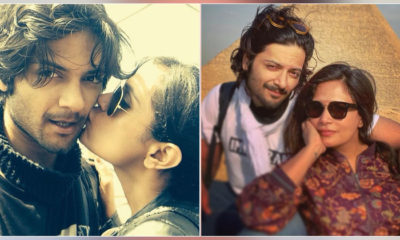 Ali Fazal took a 10 minute-nap after proposing to girlfriend Richa Chadha for THIS reason | Bollywood Bubble