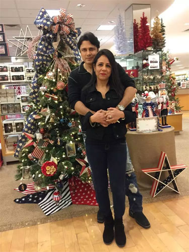 American woman claims actor Cezanne Khan married her for green card