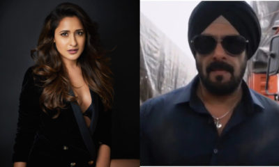 Antim: Pragya Jaiswal to romance Salman Khan in this Mahesh Manjrekar directorial | Bollywood Bubble