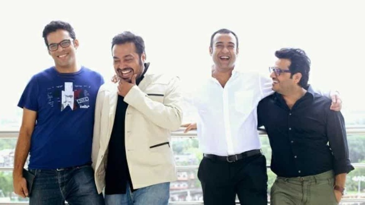 Anurag Kashyap, Vikramaditya Motwane and Vikas Bahl's stakes in Phantom Films bought by Madhu Mantena | Bollywood Bubble