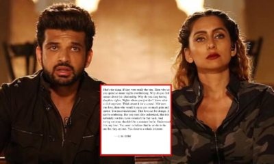 "Anusha Dandekar opens up about break up with Karan Kundra; says, ""I've been cheated and lied to"" - Bollywood Bubble"