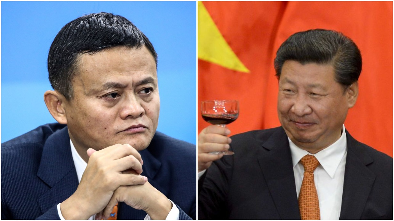 As relationship with Chinese govt turned sour, Billionaire Jack Ma vanishes from public and disappears from his own show