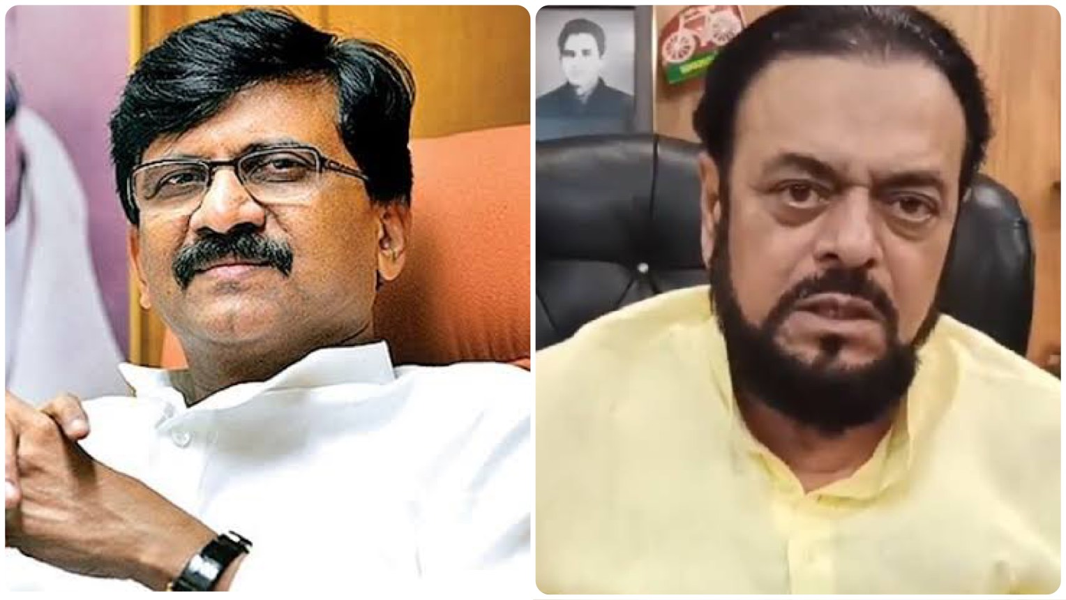 Aurangabad renaming row: SP leader Abu Azmi who called Balasaheb Thackeray 'old and senile' hailed by Shiv Sena's Sanjay Raut