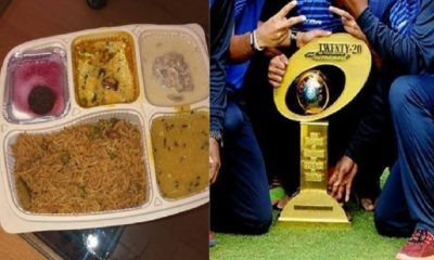 Players found bad food in expensive hotel, BCCI in action