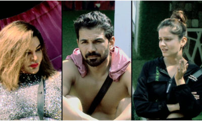 Bigg Boss 14: Abhinav Shukla fears Rakhi Sawant won't leave him outside; Rubina Dilaik breakdown | Bollywood Bubble