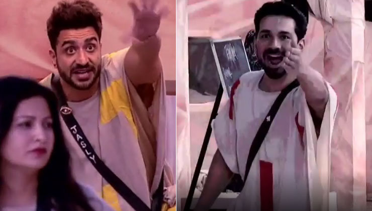Bigg Boss 14: Aly Goni and Abhinav Shukla have a brutal clash | Bollywood Bubble