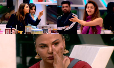 Bigg Boss 14 Written Updates, Day 93: It's Arshi Khan vs Rubina Dilaik & Rakhi Sawant dealing with her romantic issues | Bollywood Bubble