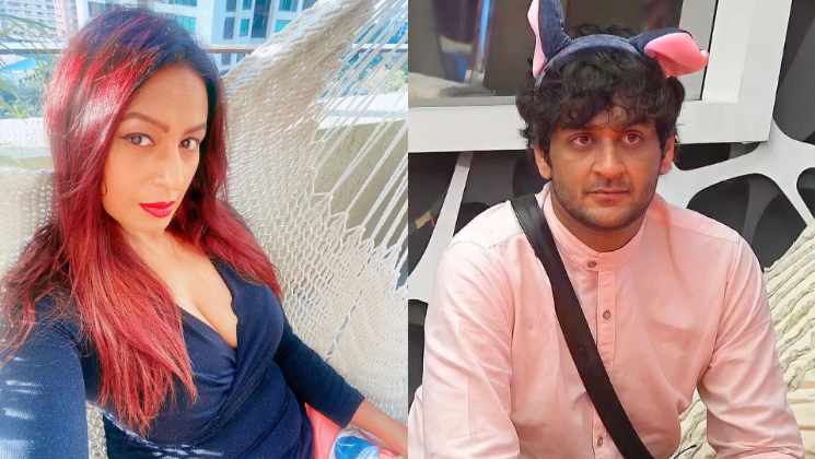 Bigg Boss 14: Kashmera Shah questions Vikas Gupta's 'coming and going' on the show - Bollywood Bubble