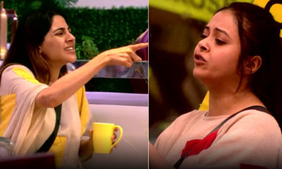 Bigg Boss 14: Nikki Tamboli bashes Devoleena Bhattacharjee for her #MeToo allegations | Bollywood Bubble