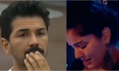 Bigg Boss 14: Rubina Dilaik in tears as Salman Khan calls Abhinav Shukla a 'dominating husband' | Bollywood Bubble