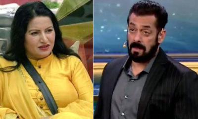 Bigg Boss 14: Salman Khan lambasts Sonali Phogat for abusing Rubina Dilaik | Bollywood Bubble