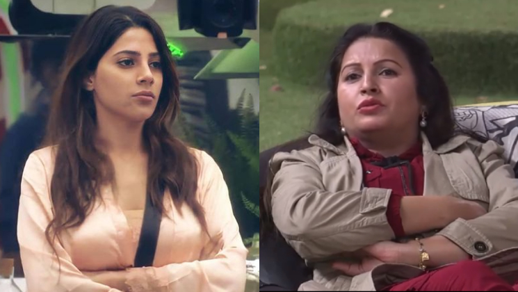 Bigg Boss 14: Sonali Phogat pushes Nikki Tamboli during a fight; will she be evicted from the house?   Bollywood Bubble
